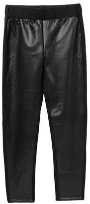 Ella Moss \nFaux Leather Legging (Big Girls)