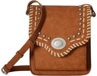 American West Los Alamos Crossbody Flap Bag Cross Body Handbags