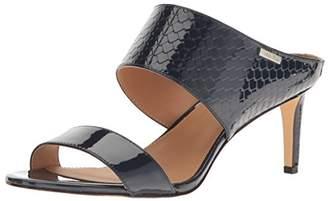 Calvin Klein Women's Cecily Heeled Sandal,5.5 M US