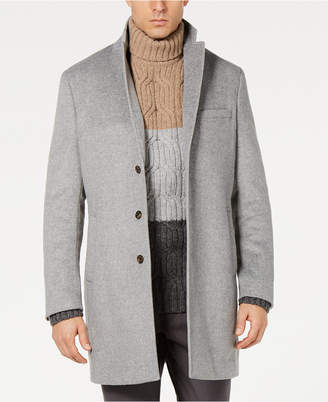 Tasso Elba Men's Bruno Wool Topcoat