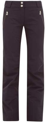 Toni Sailer Victoria Flared Ski Trousers - Womens - Black