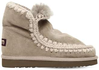 Mou 40mm Eskimo 18 Shearling Boots