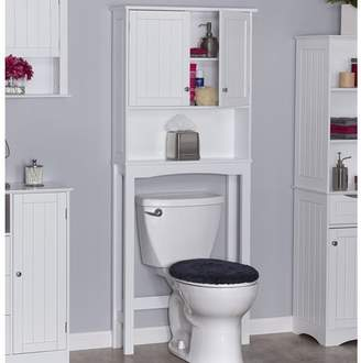 "Andover Mills Godbey 27.44"" W x 64.88"" H Over the Toilet Storage"