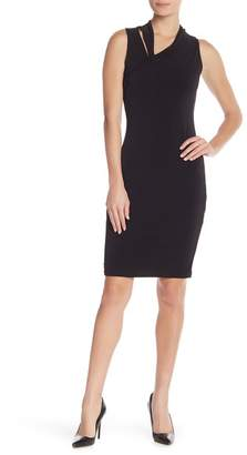 Rachel Roy Axel Bodycon Midi Dress