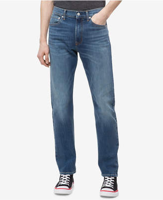 Calvin Klein Jeans Men's B & T Straight-Fit Jeans, Ckj 035