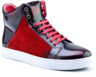 Badgley Mischka Douglas High Top Sneaker