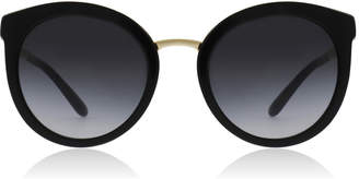 Dolce & Gabbana DG4268 Sunglasses Black / Gold 5018G 52mm