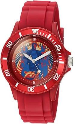 Marvel 'Guardian' Quartz Plastic Casual Watch