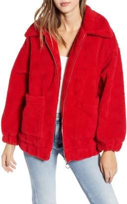 Ten Sixty Sherman Oversized Fleece Jacket