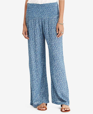 Denim & Supply Ralph Lauren Wide-Leg Pants $89.50 thestylecure.com