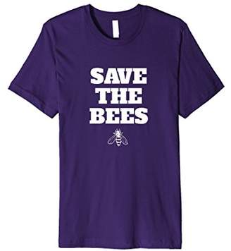 Save The Bees Graphic Tee Shirt