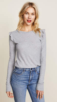 Wildfox Couture Medley Long Sleeve Tee