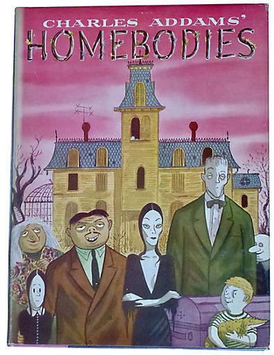 Charles Addams' Homebodies