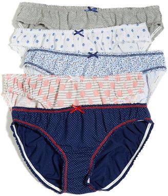 Tommy Hilfiger Ruched Bikini RH14T025 $12 thestylecure.com