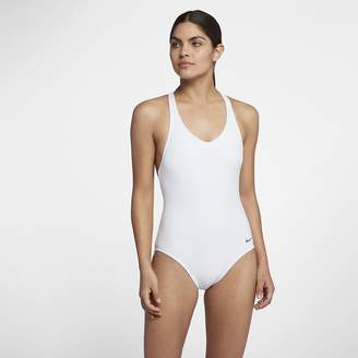 Nike Rib Racerback One-Piece Women's Swimsuit