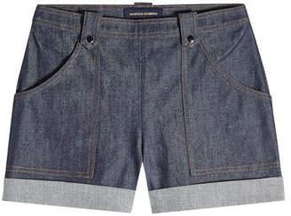 France denim Bermuda shorts Vanessa Seward Xfl0l