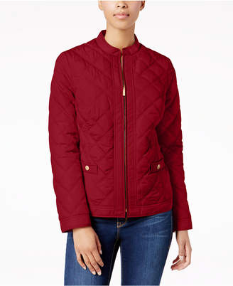Charter Club Petite Quilted Jacket, Created for Macy's