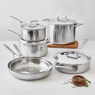 Demeyere Industry5 Thermo 10-Piece Cookware Set