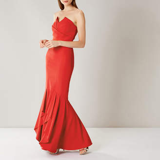 Coast KOURTNEY FISHTAIL MAXI DRESS