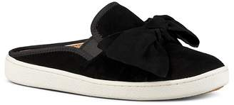 UGG Women's Luci Nubuck Leather Slip-On Sneakers
