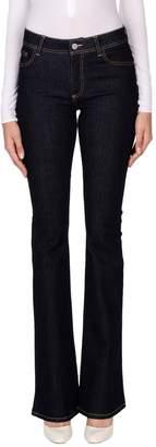SONIA DE NISCO Denim pants - Item 42681110DL