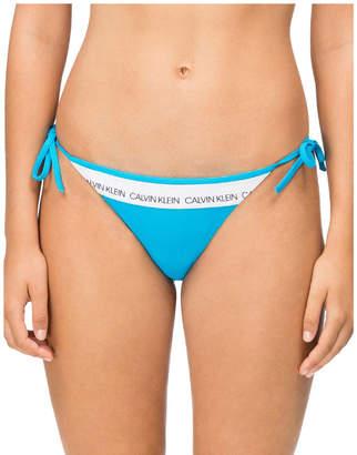 c47eca625ef Calvin Klein String Bikini - ShopStyle Australia