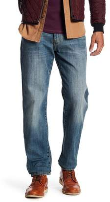 """Lucky Brand Original Straight Fit Jeans - 30-36\"""" Inseam"""