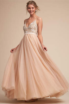 BHLDN Benson Gown