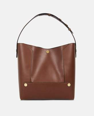Stella McCartney stella popper small hobo bag