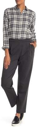 Lafayette 148 New York Soho Melange Track Pants