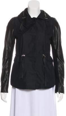 Gucci Reversible Long Sleeve Jacket