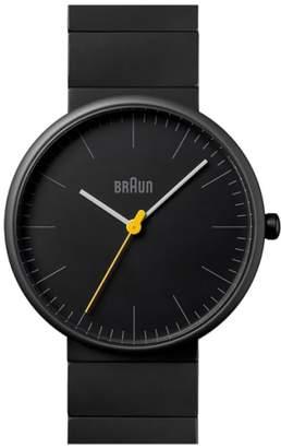 Braun Ceramic Bracelet Watch, 38mm