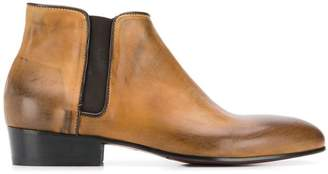 Leqarant round toe boots