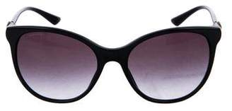 Bvlgari Gradient Cat-Eye Sunglasses