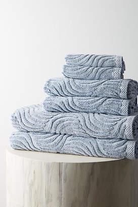 Anthropologie Sunfaded Bathroom Towels, Set of 6