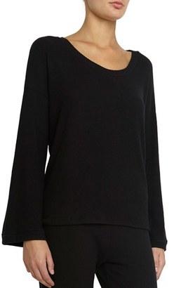 Women's Eberjey Sweater Weather Top $97 thestylecure.com