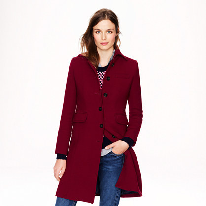 Double-cloth metro coat with Thinsulate® 4