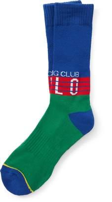 Ralph Lauren Polo Hi Tech Rafting Socks