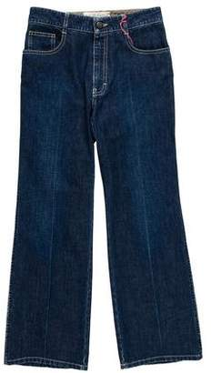 Stella McCartney High-Rise Bootcut Jeans w/ Tags
