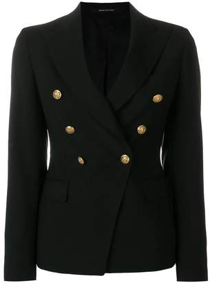Tagliatore Alycia buttoned jacket