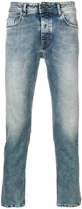 Diesel Black Gold vintage-effect skinny jeans