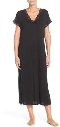 Natori 'Zen' Short Sleeve Nightgown