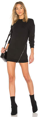 by the way. Tarina Zip Sweatshirt Dress
