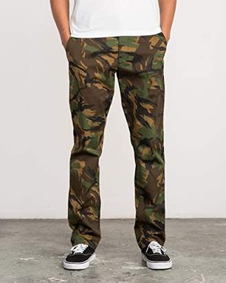 RVCA Men's Weekend Stretch Chino Pant