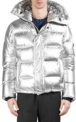 Kenzo O-Metallic Puffer Jacket