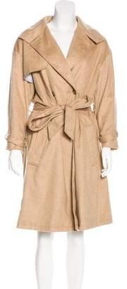 Steven Alan Wool Double-Breasted Coat