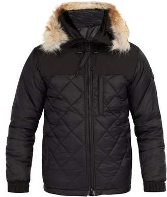 Canada Goose Pritchard Quilted Down Jacket - Mens - Black