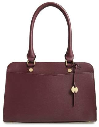 Lodis Babette Under Lock & Key RFID Leather Satchel