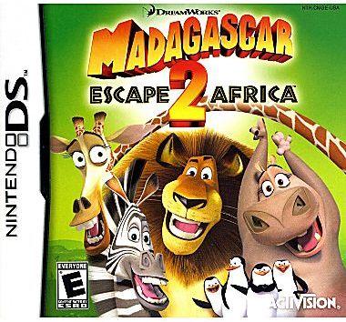 Nintendo DSTM Madagascar Escape 2 Africa