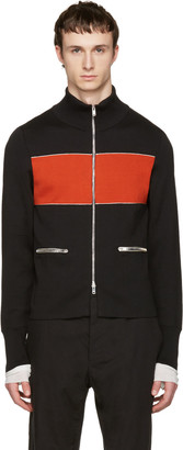 Wales Bonner Black Emory Sweater $1,025 thestylecure.com